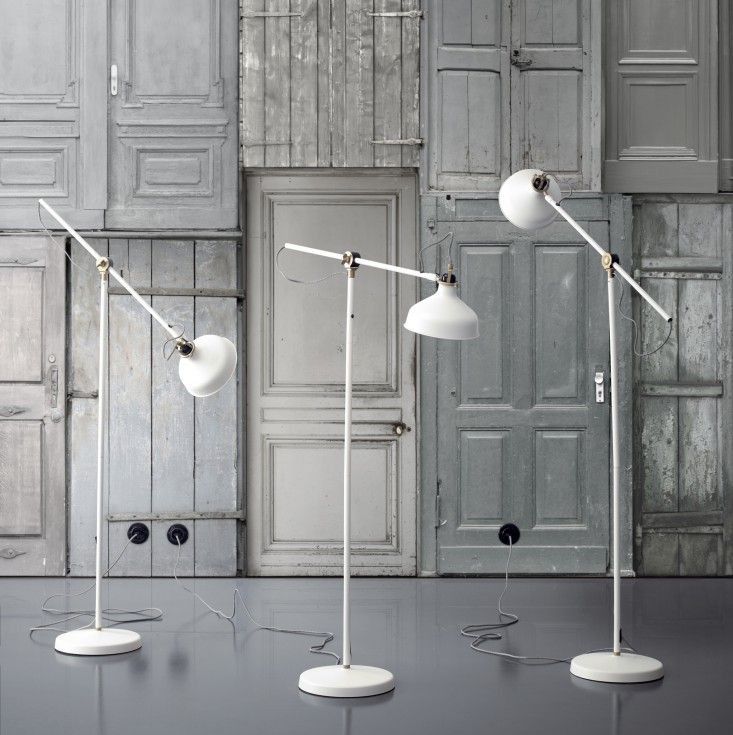Industrial Chic Lighting from Ikea Floor lamp Lights and Living