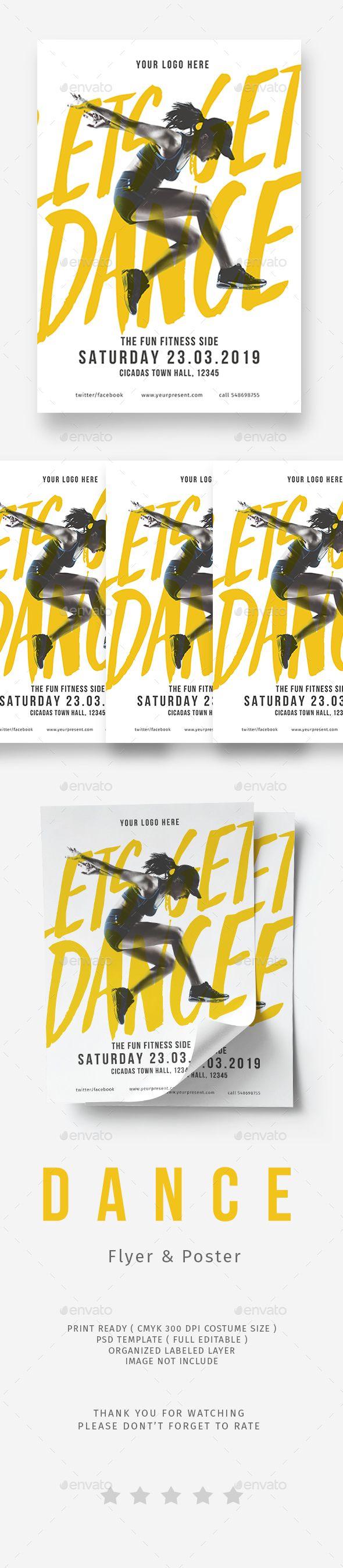 dance flyer pinterest flyer template dancing and template