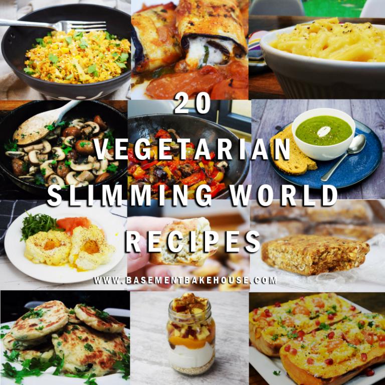 20 Vegetarian Slimming World Recipes