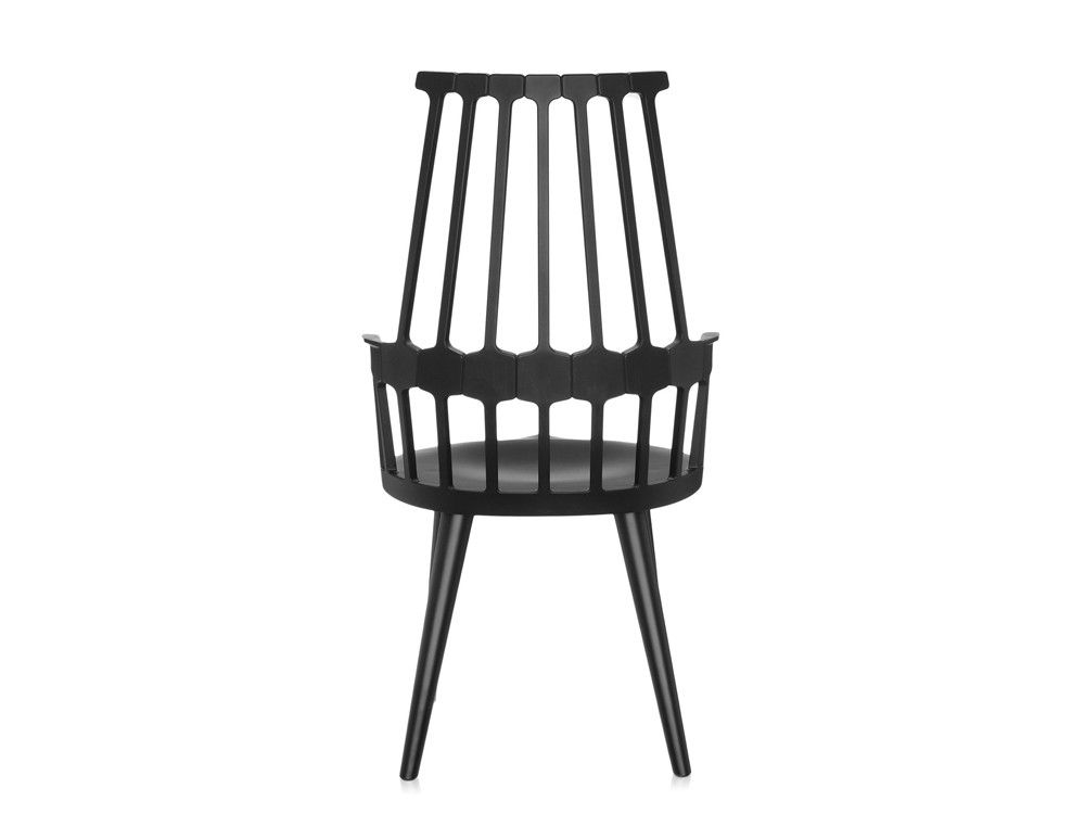 Kartell comback dining chair by patricia urquiola chaplins