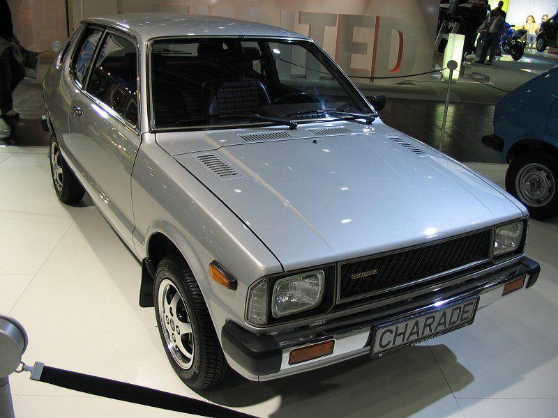 Modifikasi Interior Daihatsu Charade G10 Dengan Gambar
