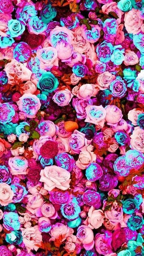 خلفيات وردية Pink Wallpaper Fond D Ecran Telephone Fleurs Fond D Ecran Pastel Papier Peint Fleuri