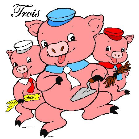 les trois petit cochons pdf