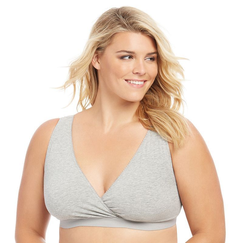 "Plus Size Maternity Oh Baby by Motherhoodâ""¢ Nursing Sleep Bra ..."
