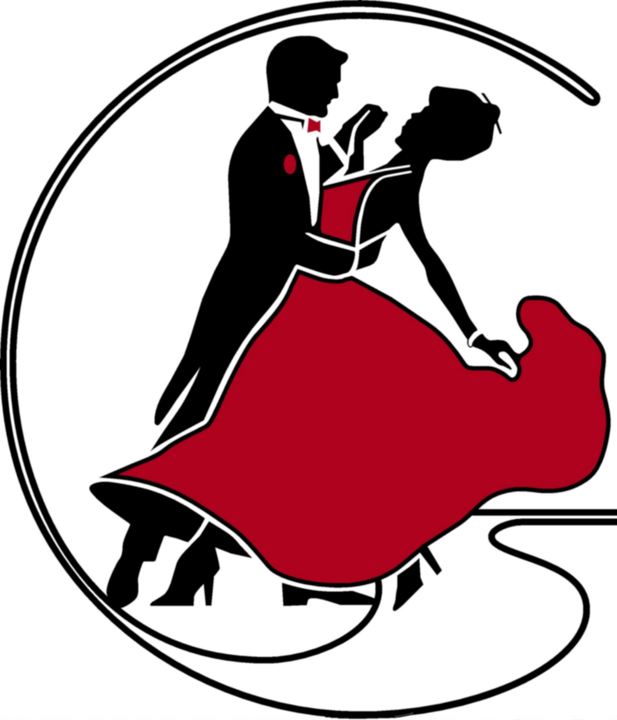 a collection of salsa dance studios located throughout florida rh pinterest co uk  free clipart ballroom dancers silhouette