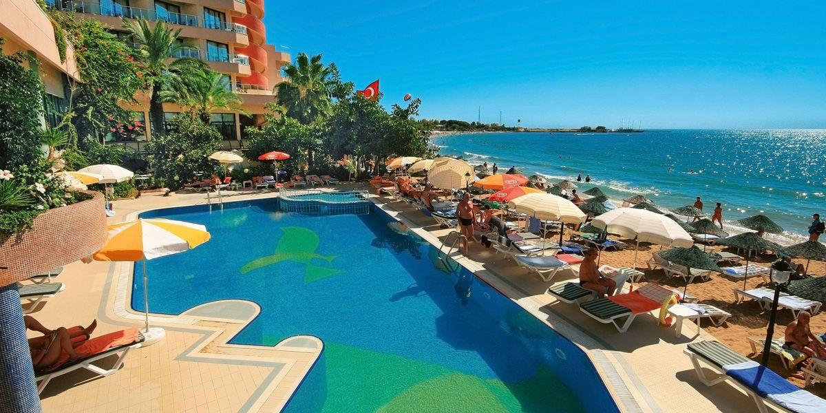 Turciya Srochno 24 07 Na 8 Nochej 9 Dnej Otel Aska Just In Beach Hotel 5 Nomer Standard Vse Vklyucheno 1400 Na Dvoih S Avia Outdoor Tours Outdoor Decor