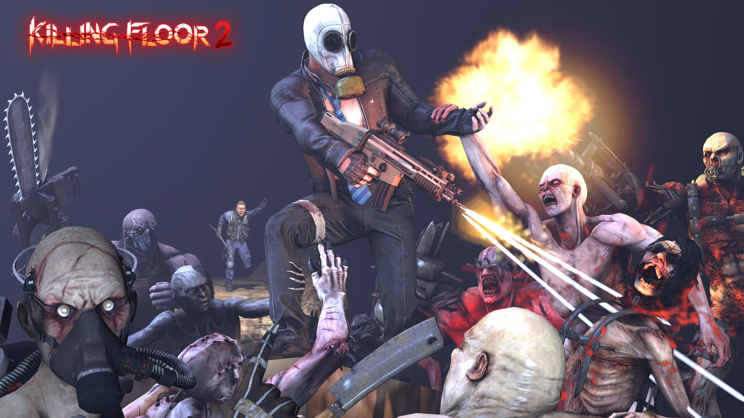Pin On Killing Floor 2 Game