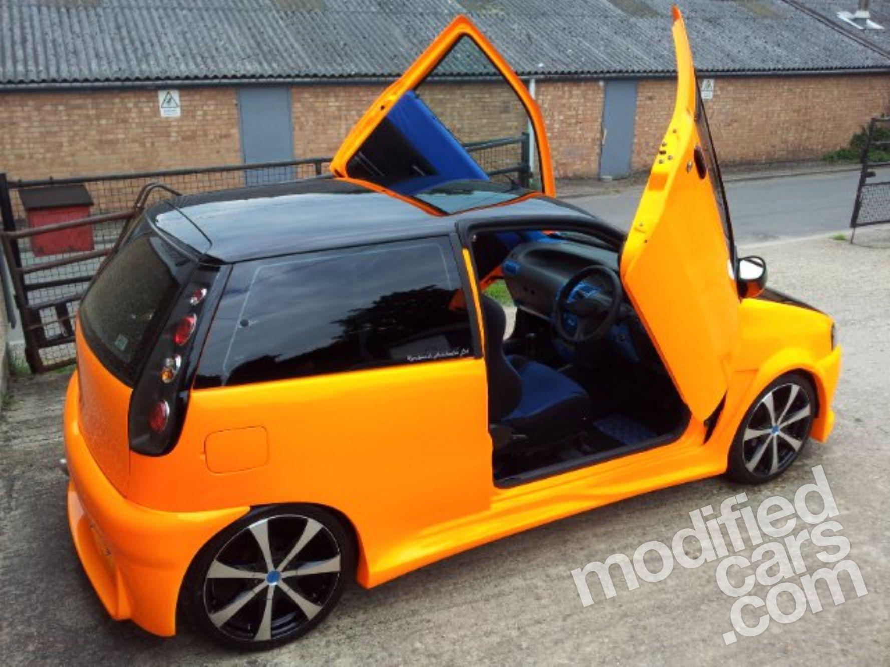 fiat punto tuning fiat punto cars vehicles. Black Bedroom Furniture Sets. Home Design Ideas