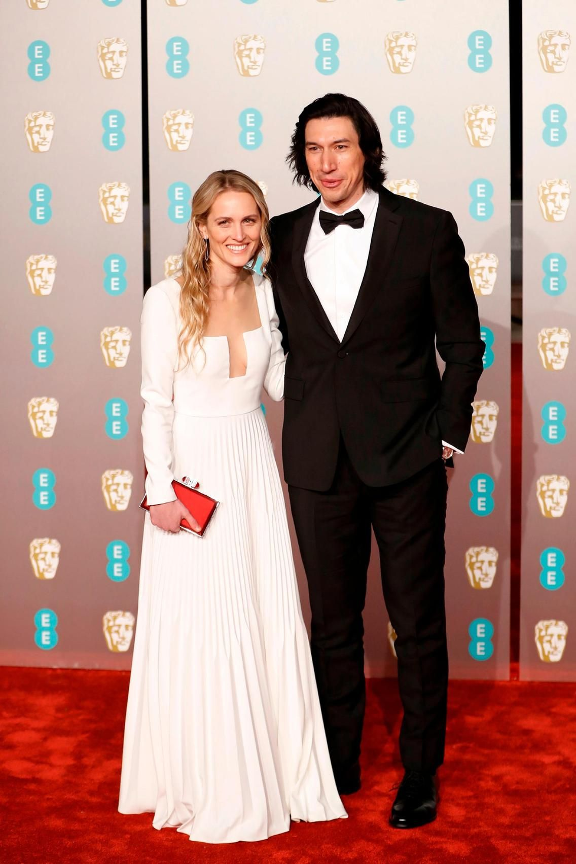 Baftas 2019 The 59 Best Dressed Red Carpet Arrivals Style
