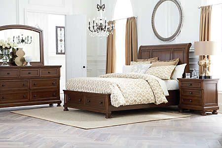 Merveilleux Glendale King Storage Bed   Art Van Furniture