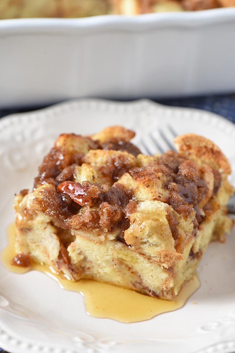 Brunch Casserole Recipes Overnight French Toast