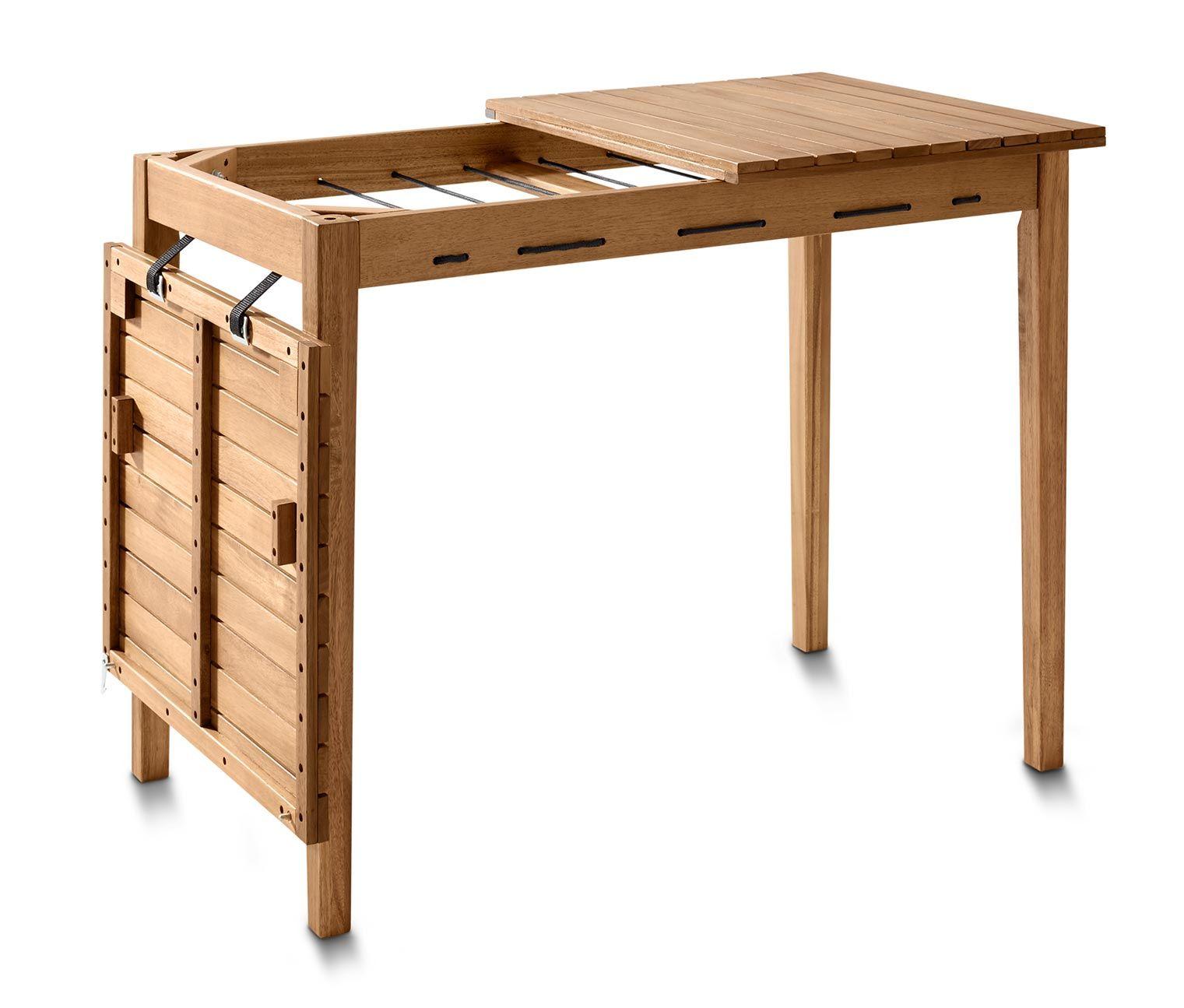 Tisch mit Wäscheständer | Wäscheständer, Gartenmöbel
