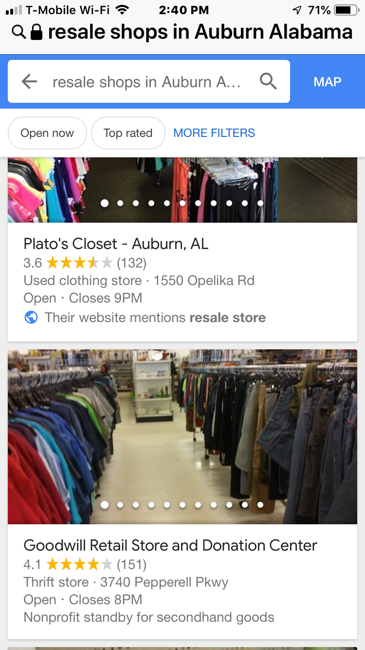 Pin By Sharon Lambeth On Resale With Images Resale Store Resale Shops Used Clothing