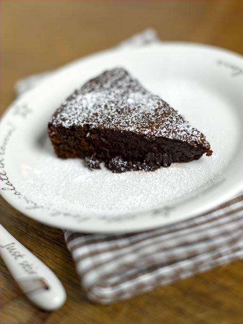 Täydellinen mud cake eli mutakakku