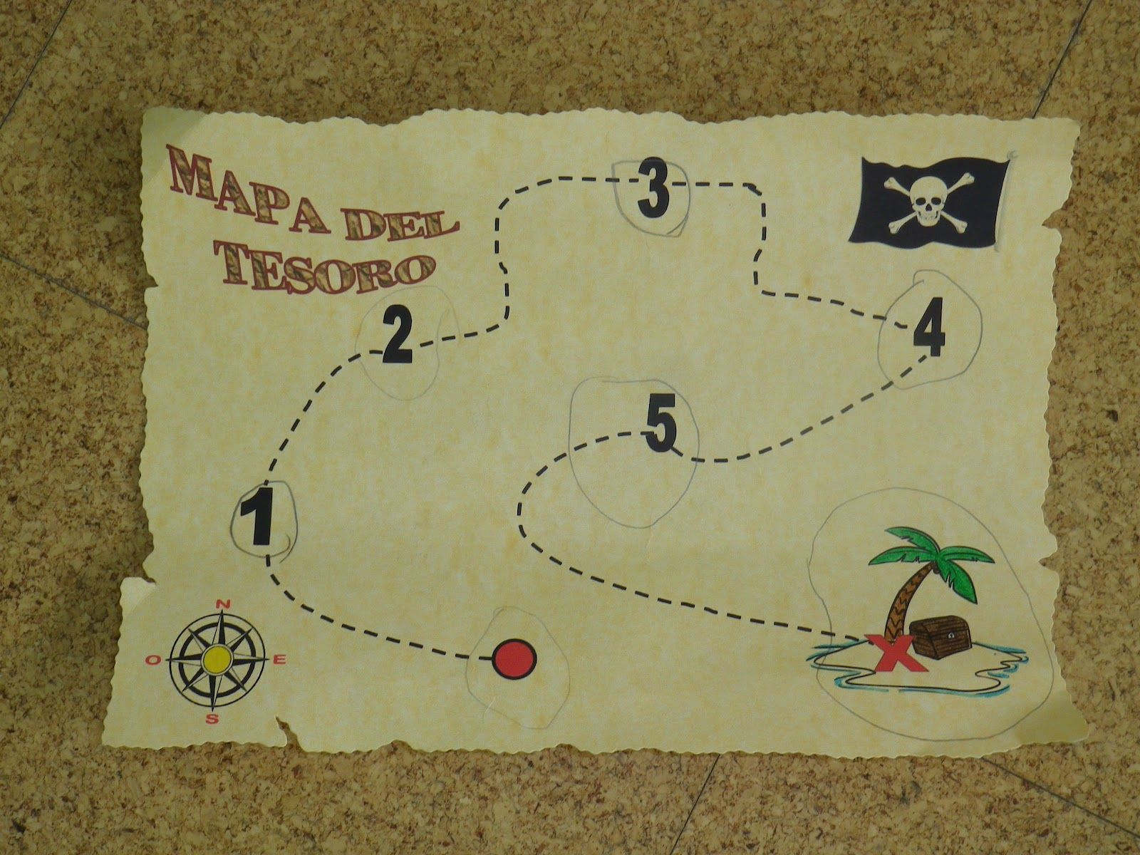 Busqueda del tesoro infantil con mapa buscar con google for Busqueda de telefonos por calles