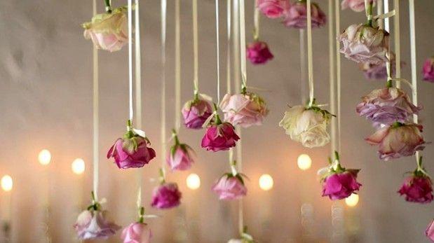7 formas divertidas de reutilizar las flores secas souvenir - Adornos flores secas ...