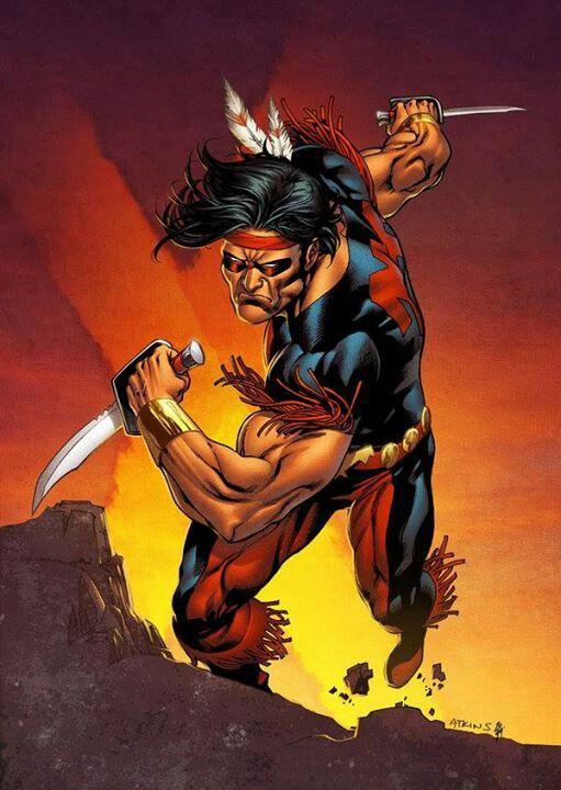 james proudstar thunderbird ii warpath powers superhuman strength