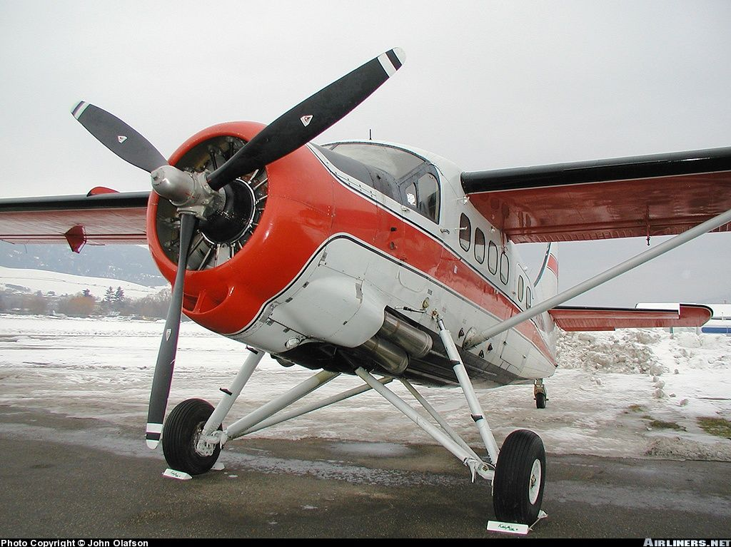 De Havilland Canada DHC-3 Otter - Untitled | Aviation Photo #0510699 | Airliners.net