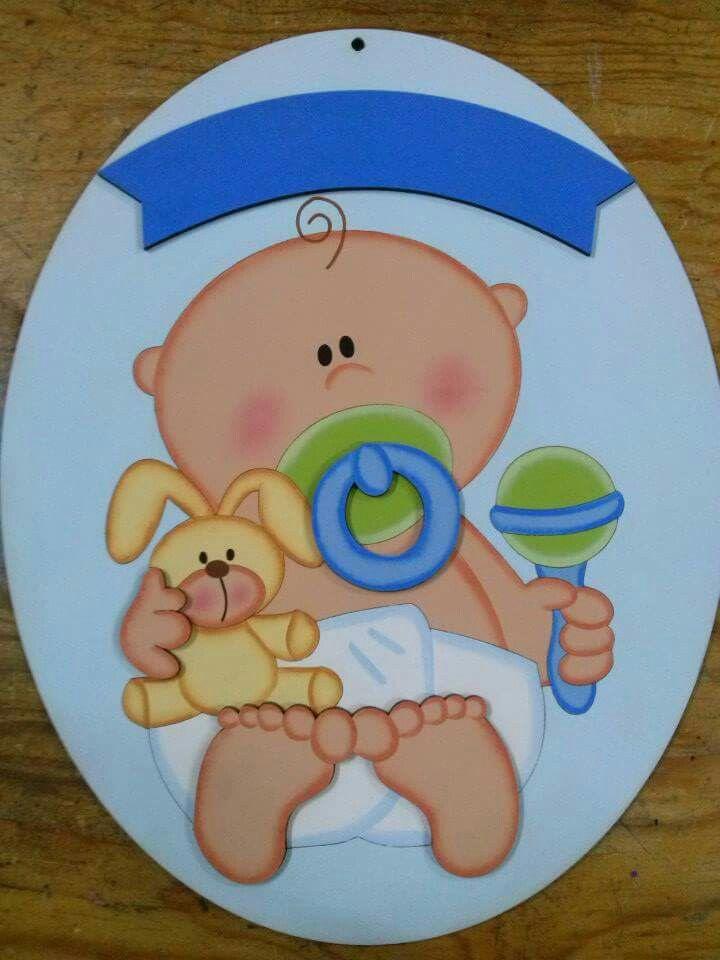Beb gomaevamanualidades madera bebe habitacion para for Decoracion habitacion bebe goma eva