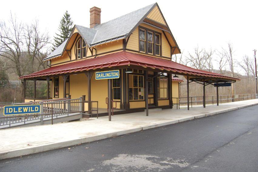 Ligonier Valley Rail Road Museum Ligonier Train Museum Pennsylvania Railroad