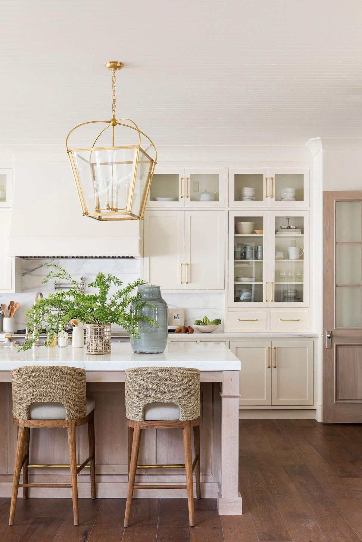 The Best Mushroom Paint Colors For Your Kitchen Light Mushroom Kitchen Cabinets The Ident Glass Kitchen Cabinet Doors Glass Kitchen Cabinets Kitchen Trends