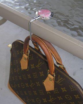 Lady Fabulous Online Boutique Purse Hooks