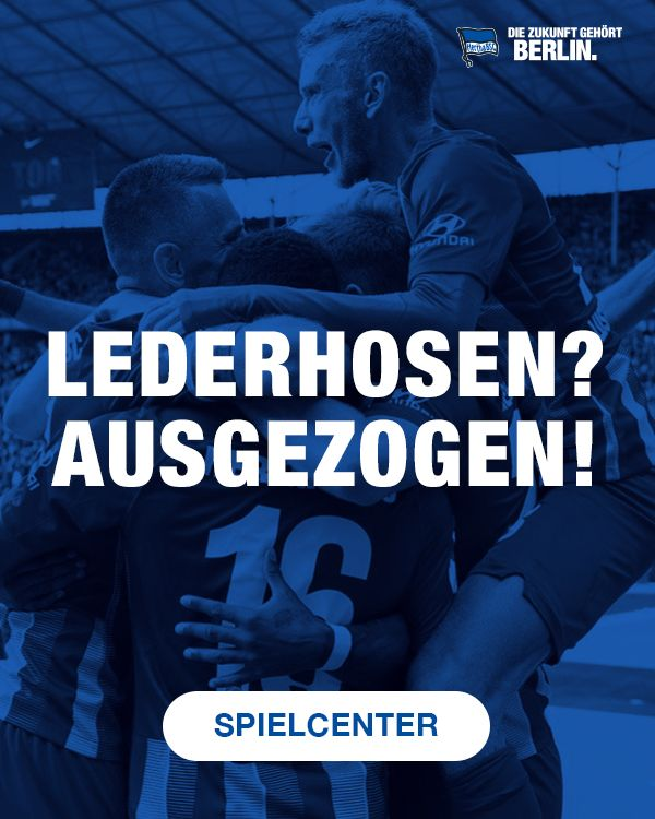 Tickets Hertha Berlin