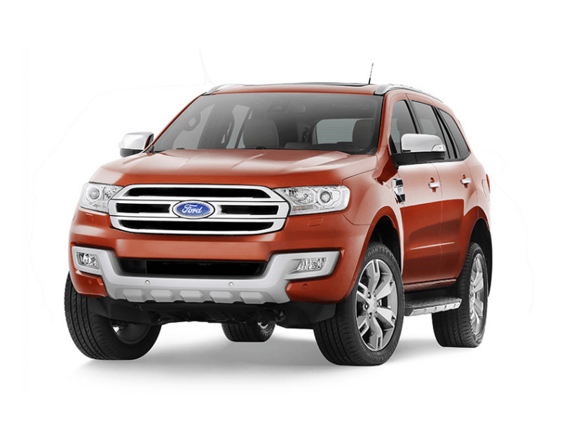 2019 Ford Everest Review 2019 Ford Everest Should Show