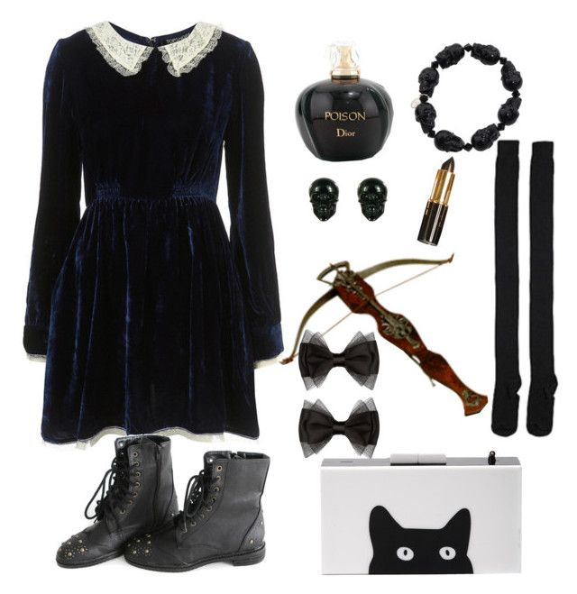 """The Witching Hour"" by elliewriter ❤ liked on Polyvore featuring art"
