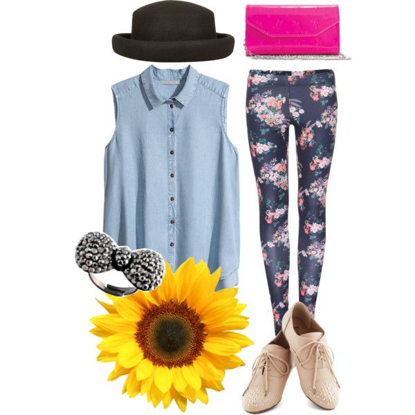 """""""The Girl Nation"""" by thegirlnation on Polyvore #outfit #style #fashion #jewelry #ring #flowers #hat"""