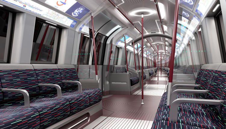 1 | A Peek At London's New $4 Billion Train | Co.Design | business + design