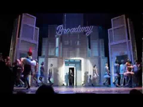 Bullets Over Broadway Curtain Call Curtain Call Theater Performances Broadway