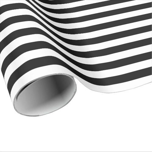 white and black stripe wrapping paper party wrapping paper rh pinterest co uk
