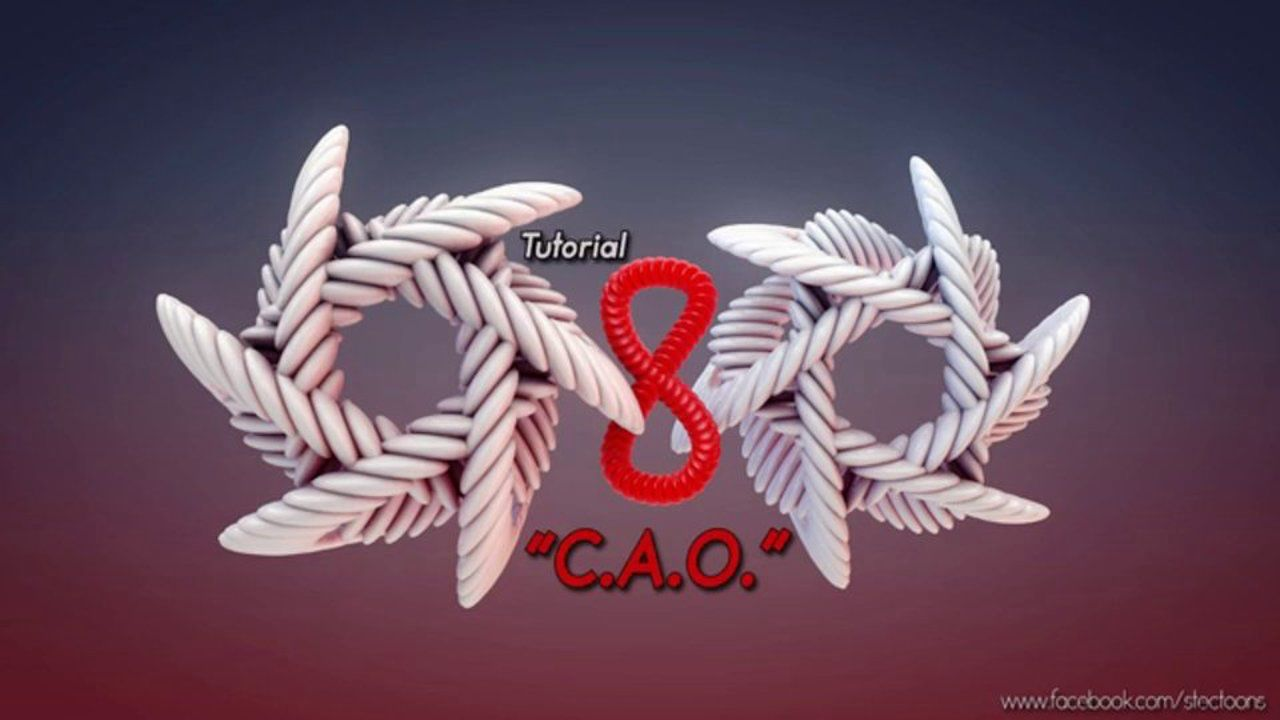 Cinema 4d tutorial 8 C.A.O. on Vimeo