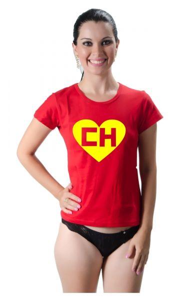 f9e1065de Camiseta Chapolin - Reis Online Camisetas Personalizadas