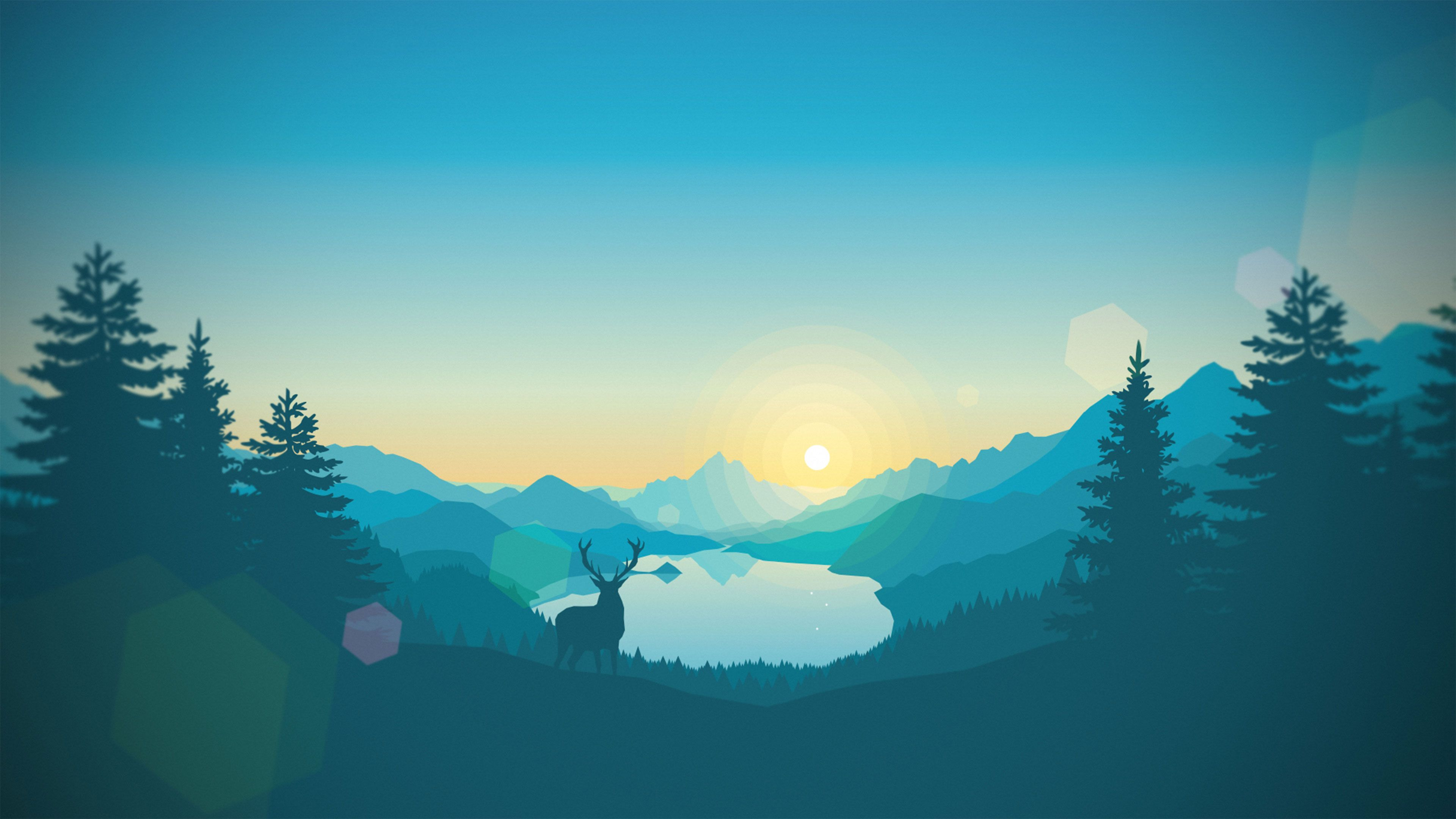 Venado Landscape Wallpaper Wallpaper Pictures Nature Wallpaper