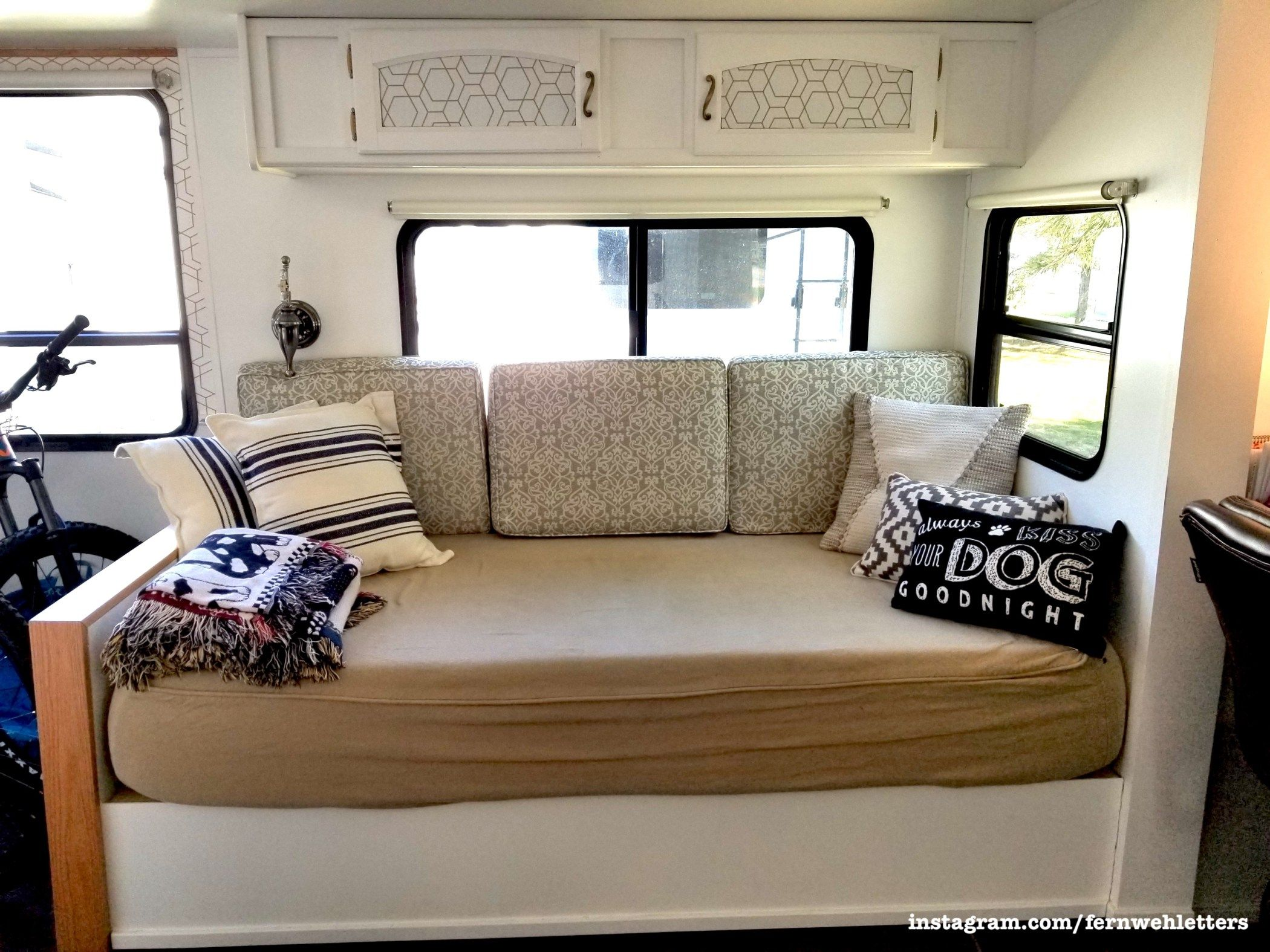 Rv Sofa Bed Replacement Ideas W Pictures Rv Sofa Bed Rv Sofas Sofa Inspiration
