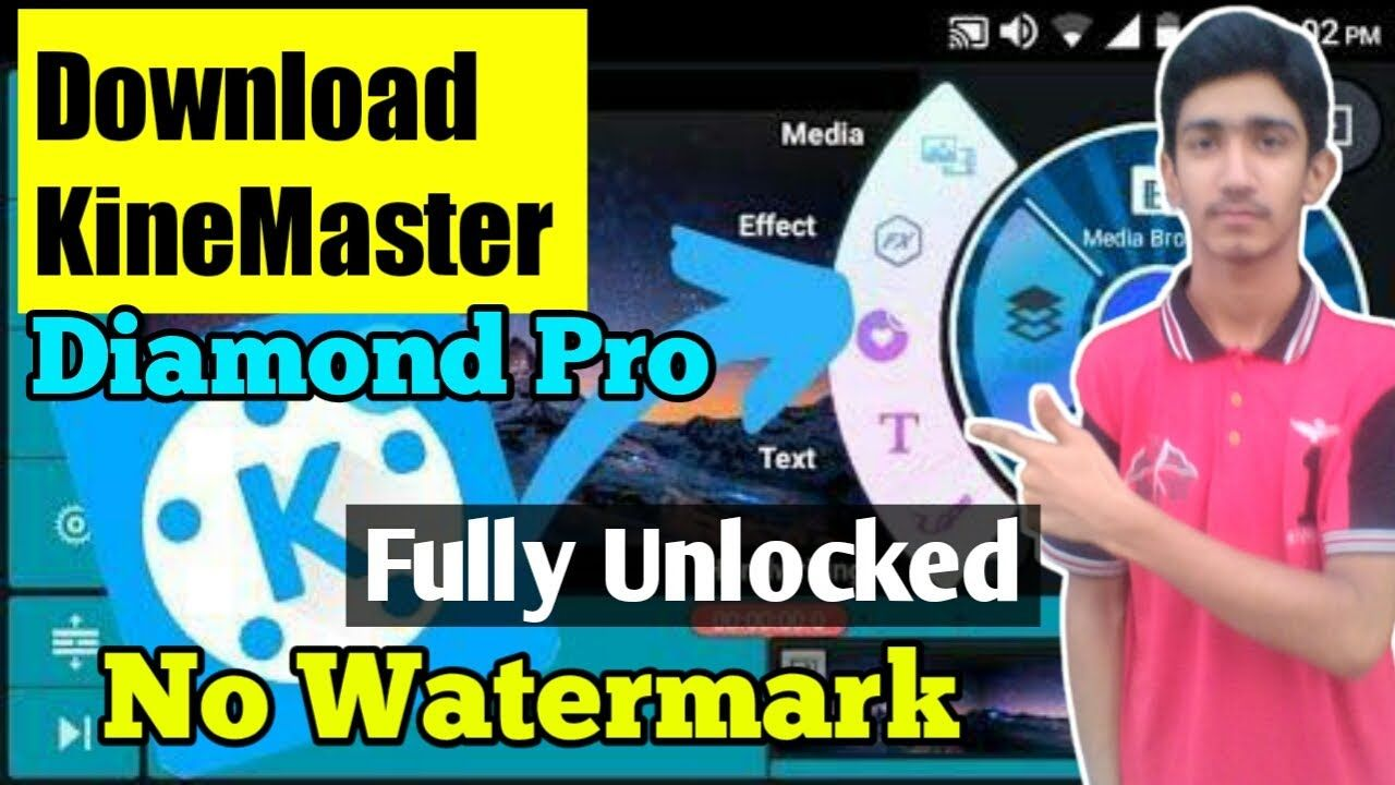 How to Download Kinemaster Best Video Editing Application