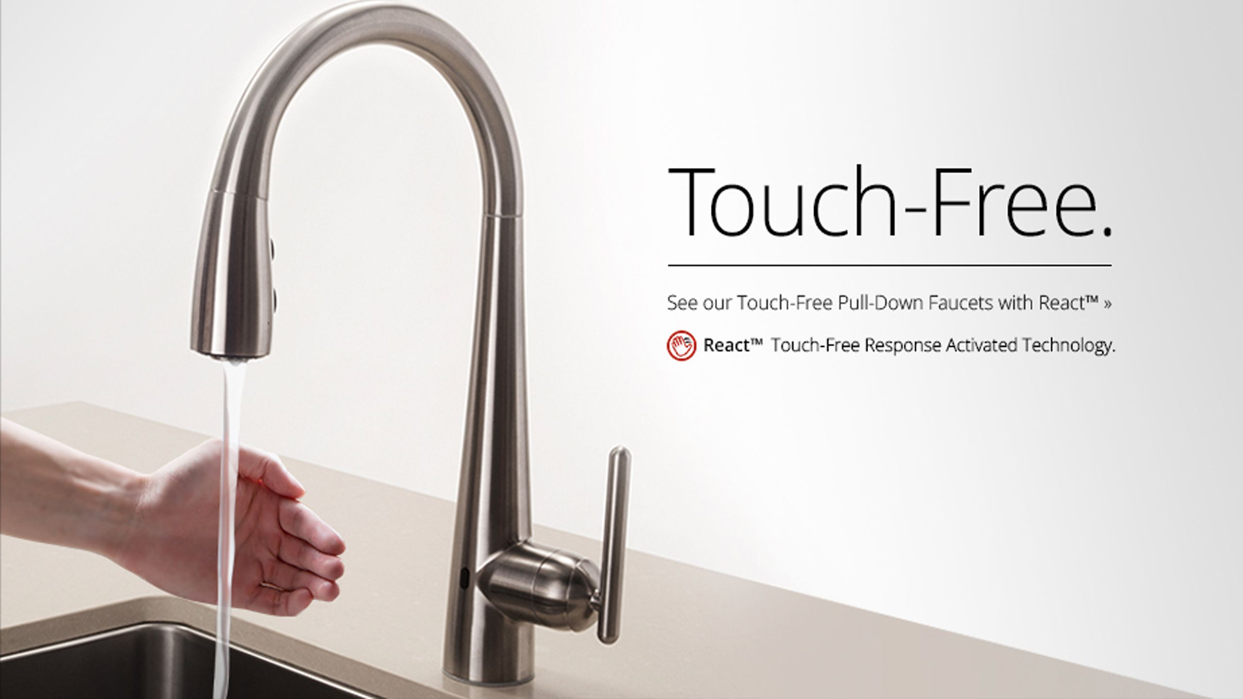 nice Great No Touch Kitchen Faucet 75 With Additional Home ...