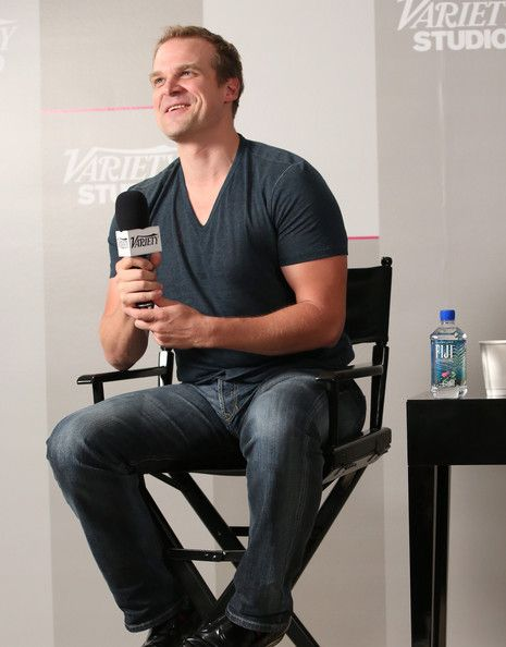 David Harbour Photos - Premiere Of Netflix's 'Stranger Things' - After Party - Zimbio