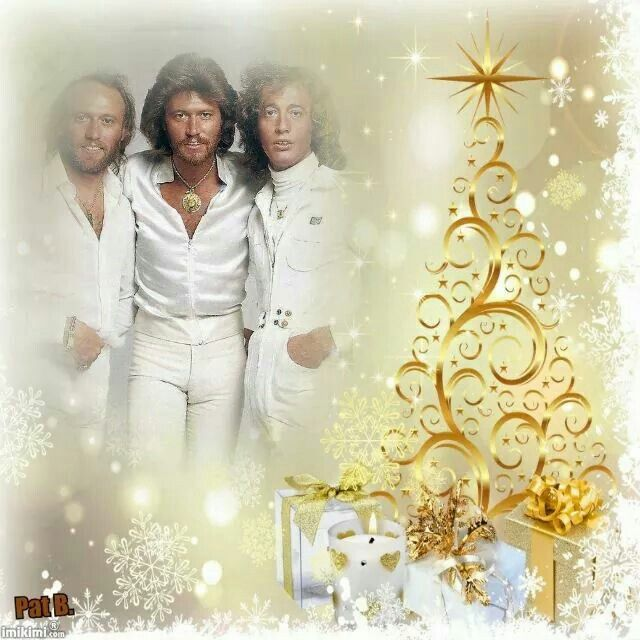 Merry Christmas Love The Bee Gees Bee Gees Merry Christmas Love Barry Gibb