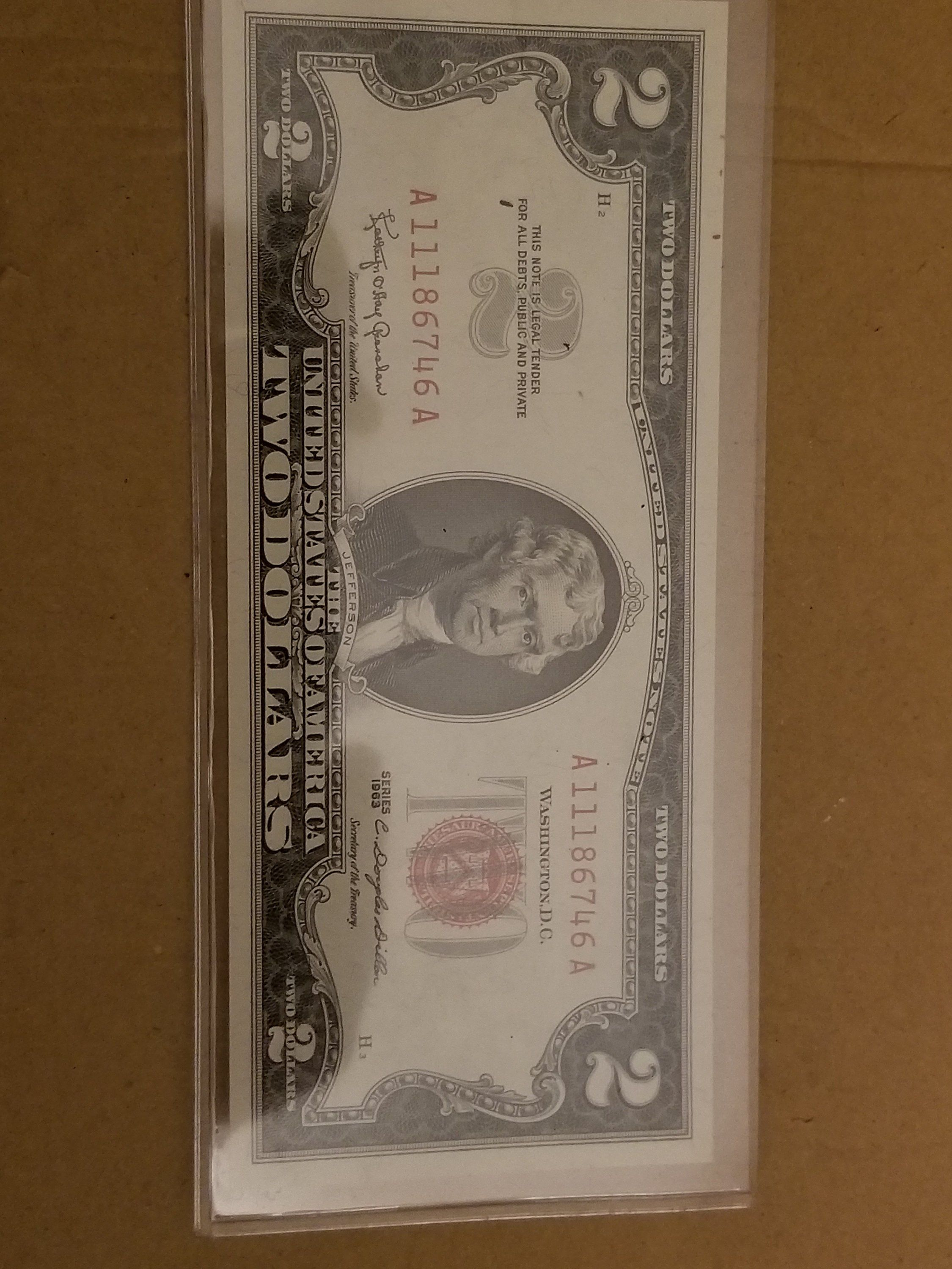 size 40 1904a 3c760 1963 red seal 2 dollar bill | items for sale buffalo bill ...