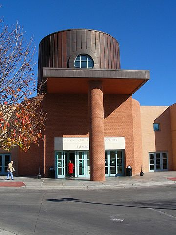 Topeka Shawnee County Public Library Michael Graves Design