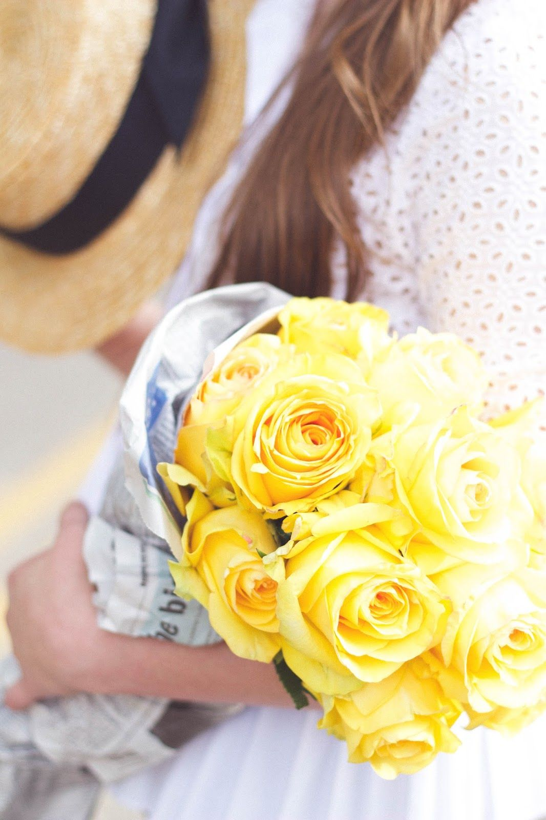 Yellow Roses Means Friendship Just Makes Me Happy Pinterest