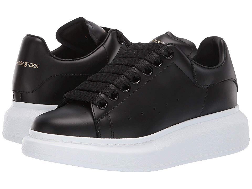 Alexander Mcqueen Oversized Sneaker Women S Shoes Black Alexander Mcqueen Oversized Sneakers Mcqueen Sneakers Alexander Mcqueen Sneakers Black