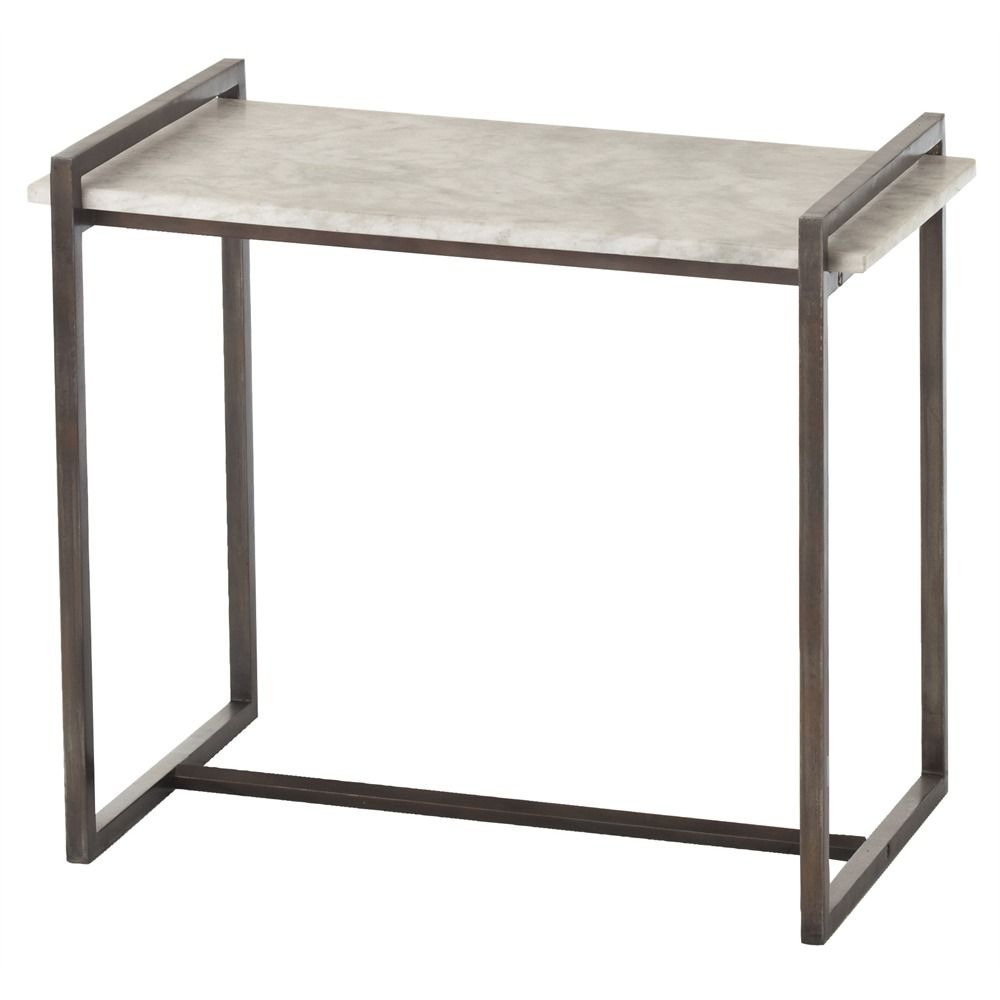 Best Hollis Side Table Side Table With Simple Dark Natural 400 x 300
