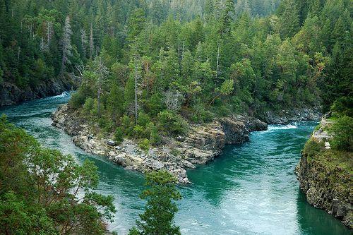 Klamath River, Northern California