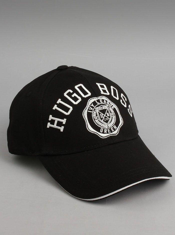 Hugo Boss Cap 3 Green Line In Black. Hugo Boss Green line AW11 collection  brings 04860b1dde38