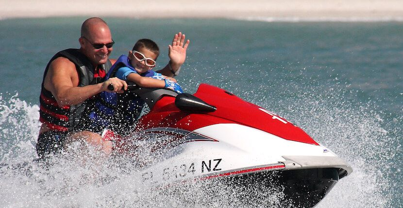 Marco Island Water Sports Directions, Additional Info