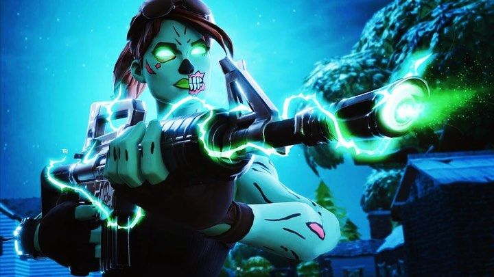 Fortnite Zombie Mode game | Ghoul trooper, Background ...